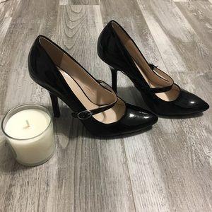 Nine West Black Heels